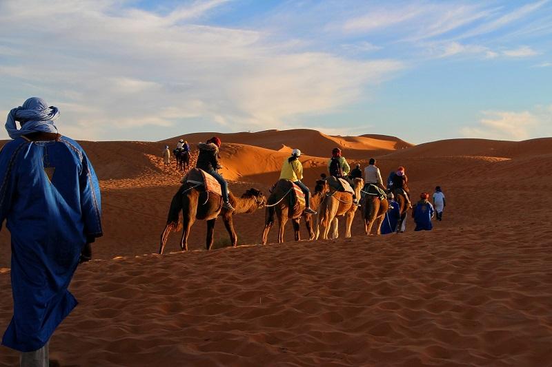 Les babouches marocaines : accessoire que toute personne doit en avoir une paire ?