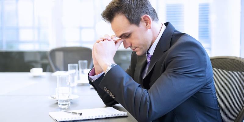Pourquoi souffrir au travail