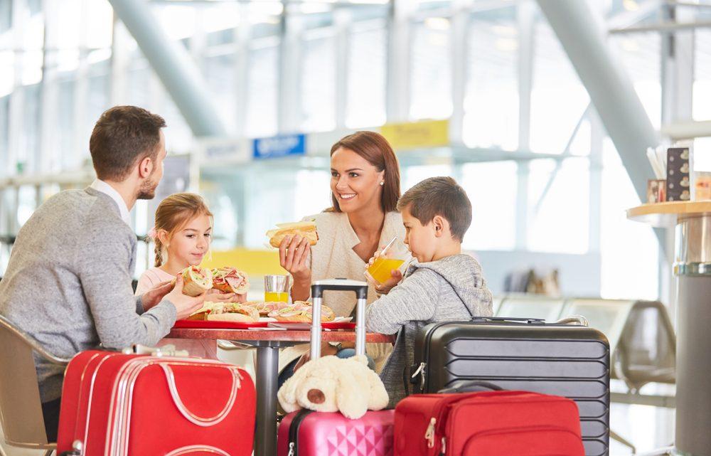 Infos pratiques: les restaurants de l'aéroport de Marseille