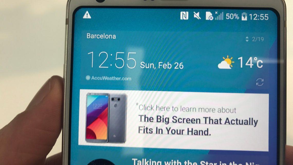 Voici comment avoir un écran de smartphone de qualité