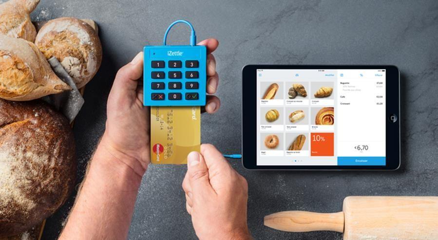 iZettle : Terminal de paiement 100 % mobile