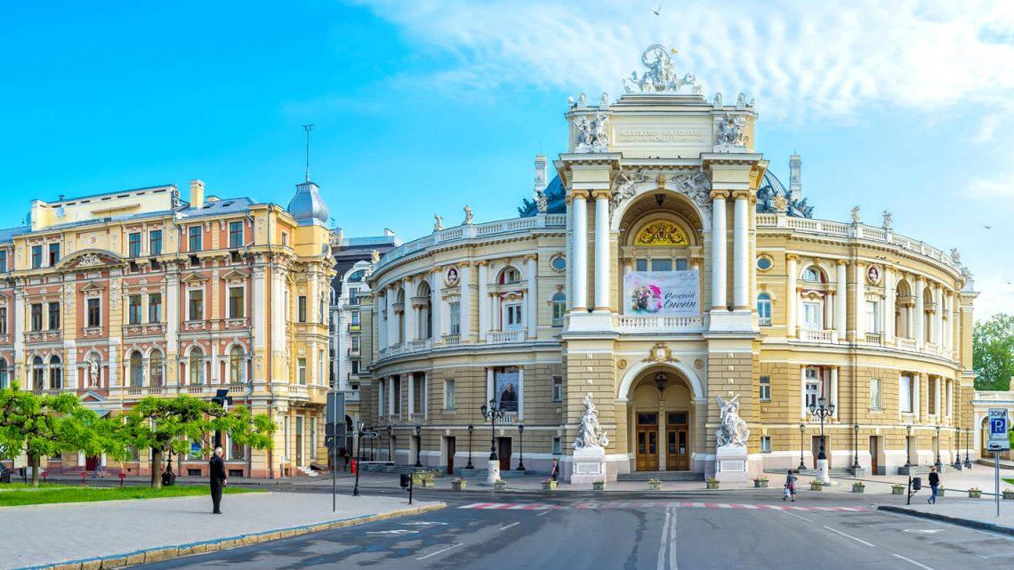 Faire du tourisme en Ukraine à Odessa