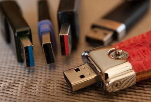La clé USB avec logo est un article idéal pour se démarquer d'entreprise