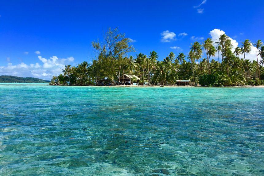 Top 5 des îles de la Polynésie française