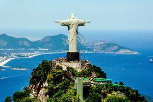 Christ rédempteur merveilles du monde