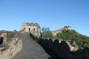la grande muraille de chine merveilles du monde
