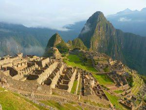 Machu Picchu merveilles du monde