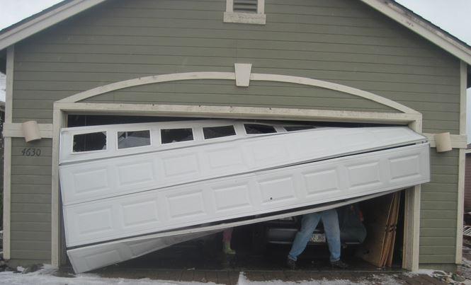 Quel est le coût de remplacement des ressorts de porte de garage?