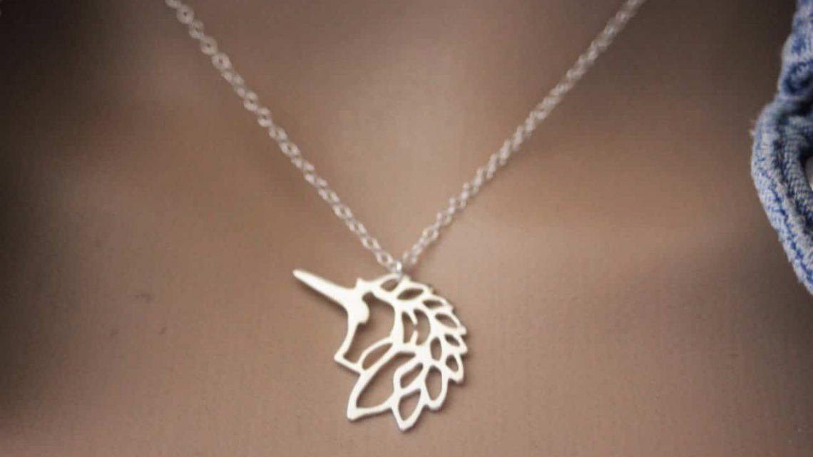 Collier Licorne : le bijou qui manque à vos accessoires