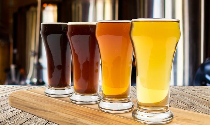Brasser avec des kits de bière