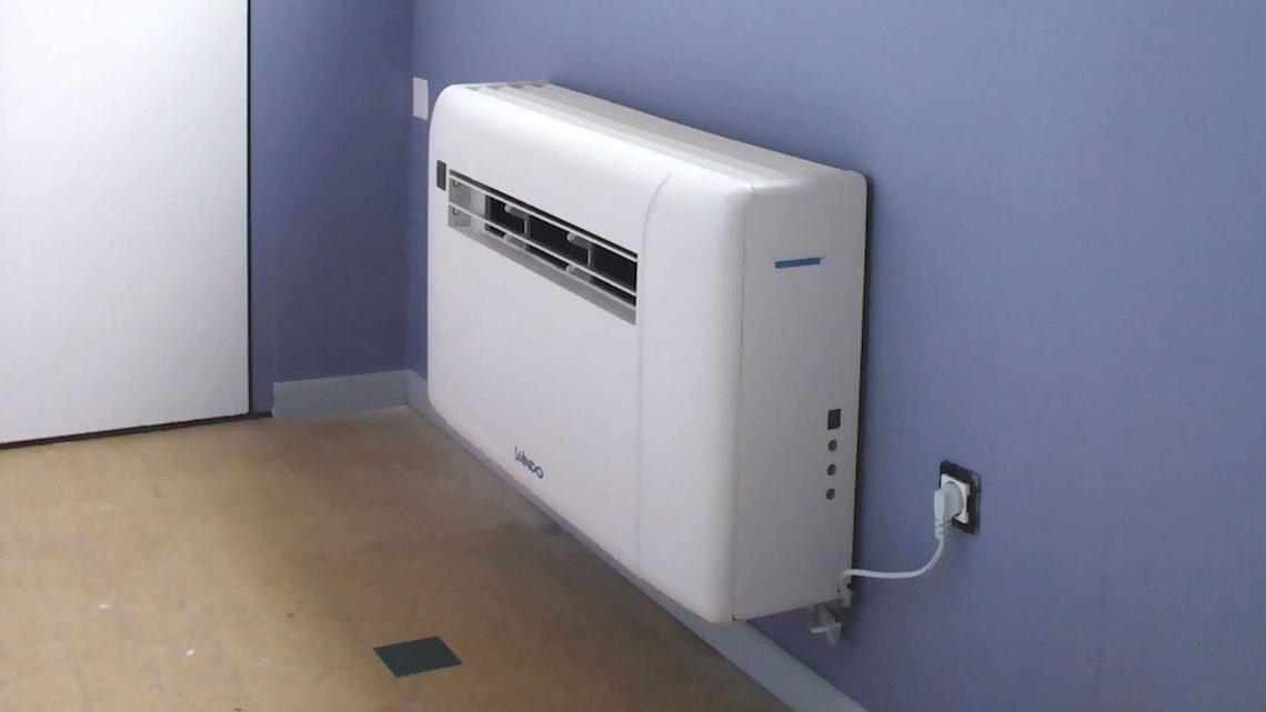 Le système de climatisation sous différentes formes